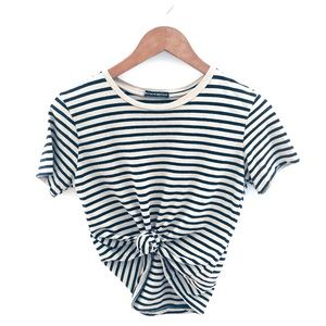 Brandy Melville Striped T-shirt One Size